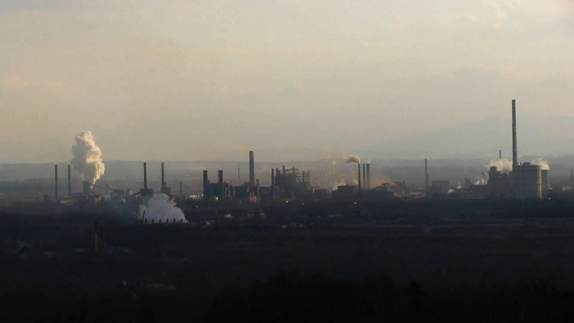 Chemická agrese vůči občanům: Smog ve městech České republiky
